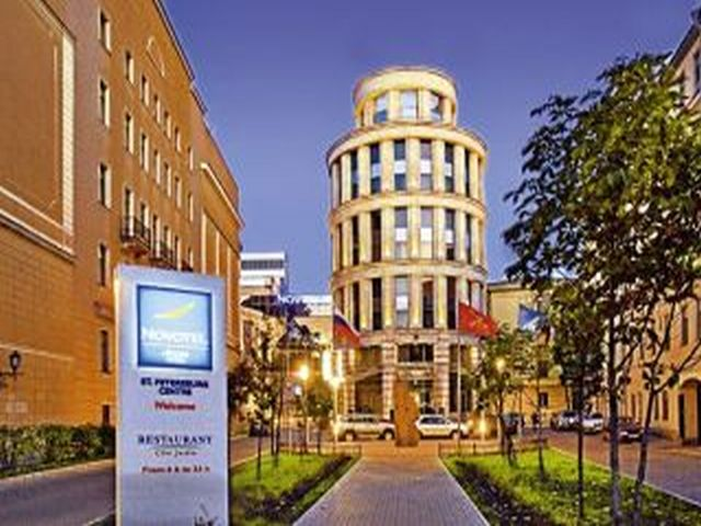 Novotel St. Petersburg Centre