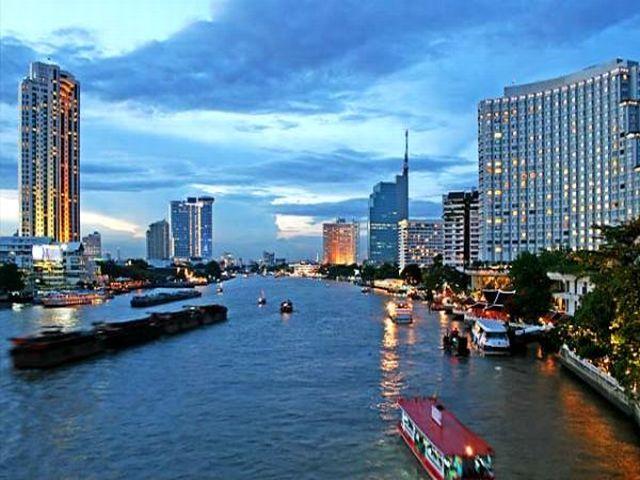 Bangkok i okolice ****