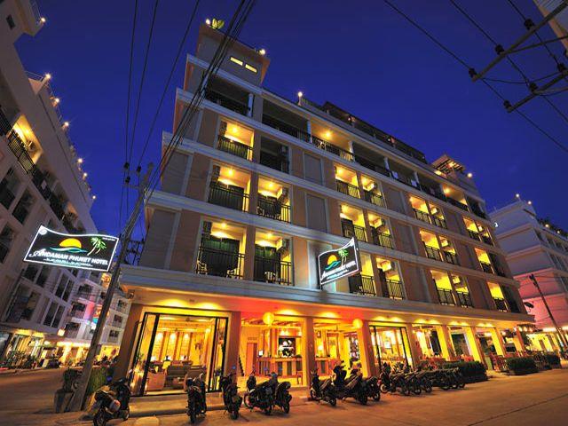 CHANA HOTEL (ex. ANDAMAN PHUKET)