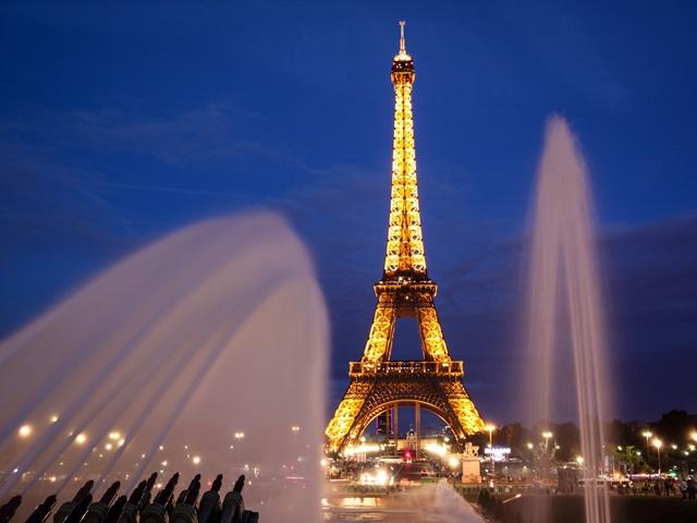 Paryż i Zamki nad Loarą - wersja lotnicza