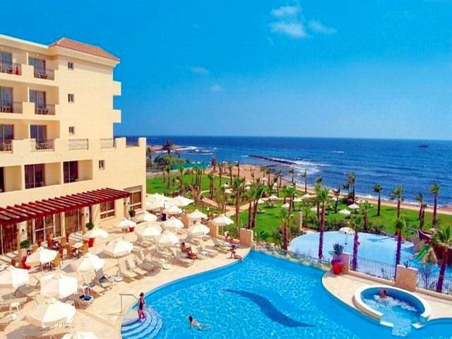 Aquamare Beach Hotel  Spa