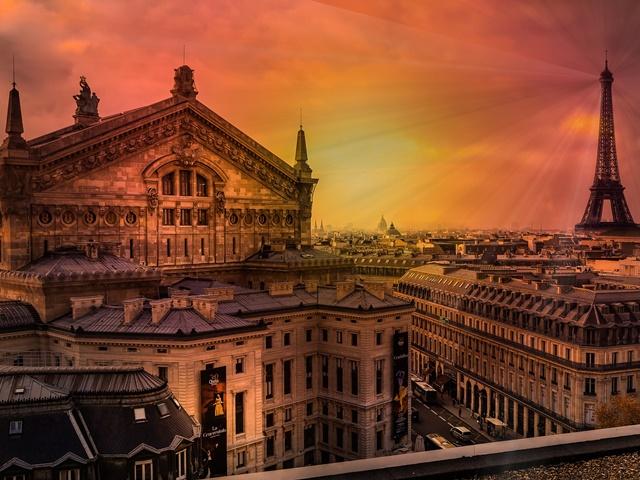 Wielkanoc w Paryżu - 4 dni (samolotem z Krakowa)