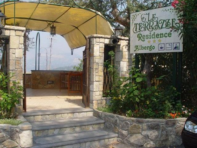 Le Terrazze - Olimpo