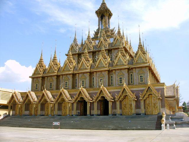 Tajlandia i Kambodża ****