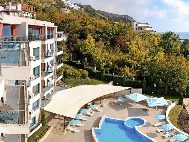Aparthotel Royal Cove Kavarna