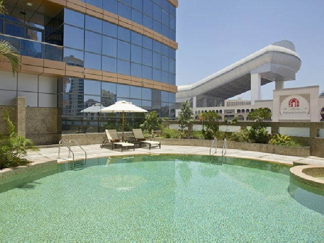 DoubleTree by Hilton Hotel and Residences - Al Barsha