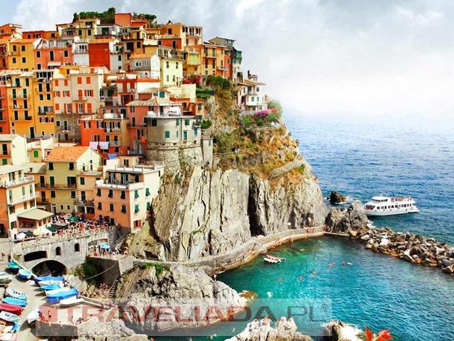 Włochy ze szczyptą Monako