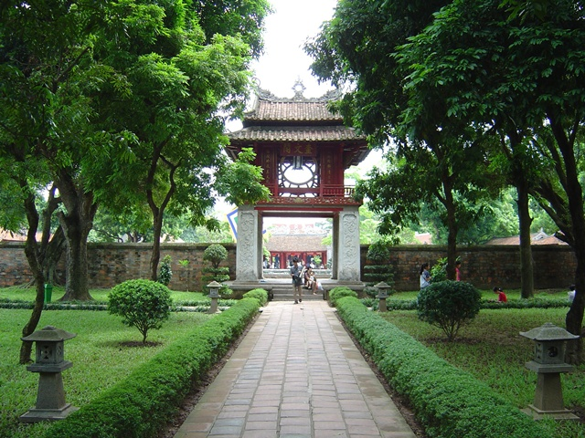 Wietnam - odwiedziny u wujka Ho