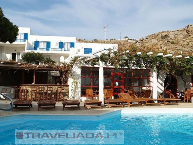 Rhenia Mykonos Hotel and Bungalows