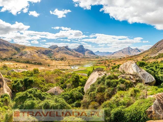 Niezwykły Madagaskar i bajeczny Mauritius