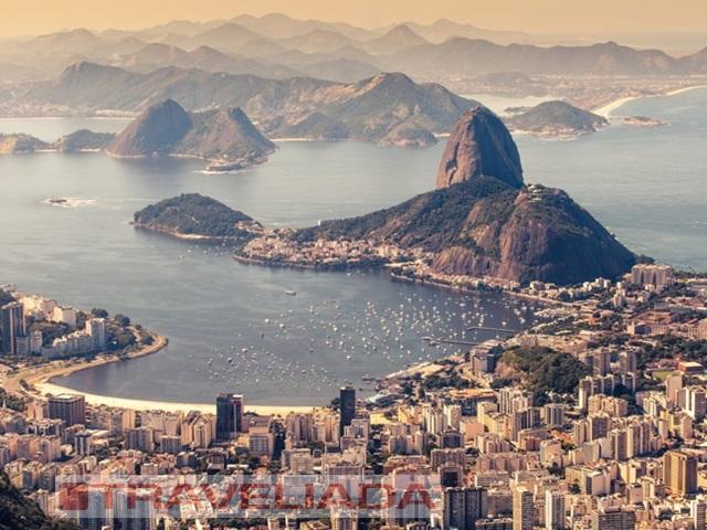 Brazylia, Argentyna, Urugwaj, Chile i Wyspa Wielkanocna