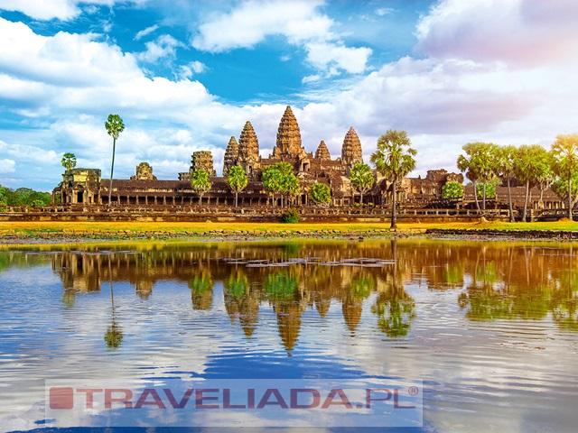 Kraina usmiechu i imperium Khmerow