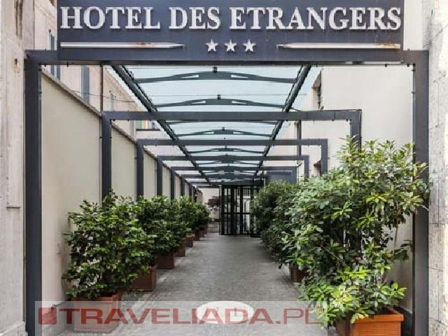 Hotel Des Etrangers 3*
