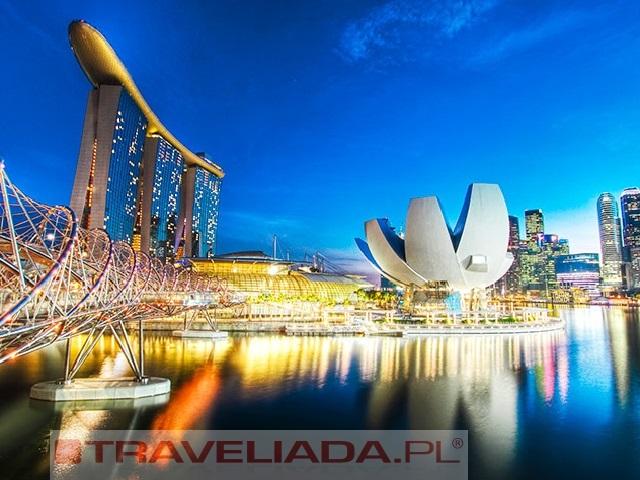 Singapur - Malezja *** z wypoczynkiem na Langkawi ****