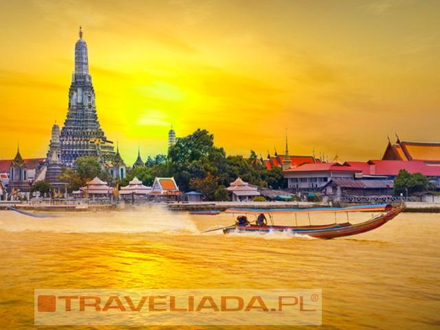 Bangkok i okolice z Koh Chang***