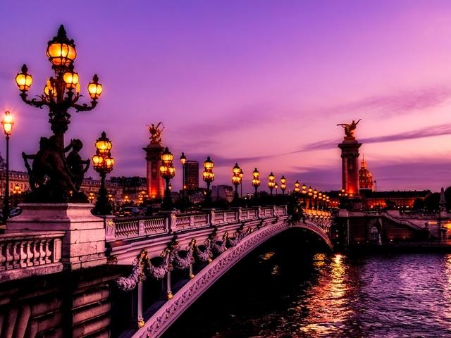 Bajkowy Paryż