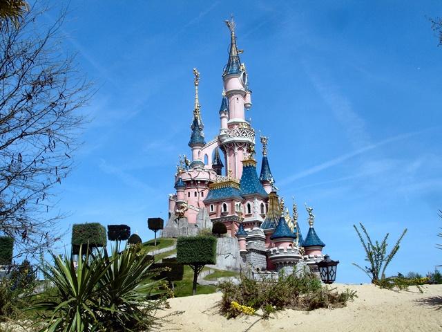 Paryż - Rodzinne Parki Atrakcji - wersja lotnicza
