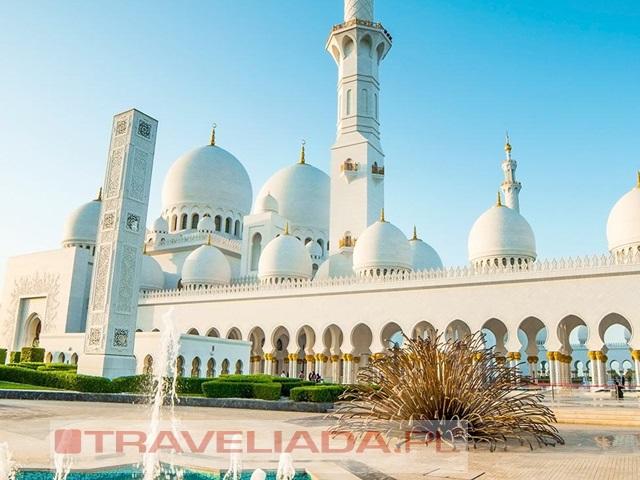 Dubaj i Abu Zabi - orientalny eliksir