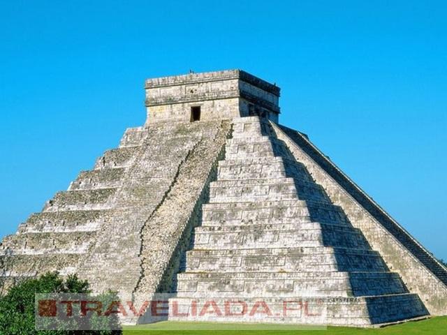 VIVA MEXICO! - Bajeczny Jukatan
