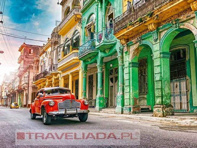 Kuba - karaibskie perły