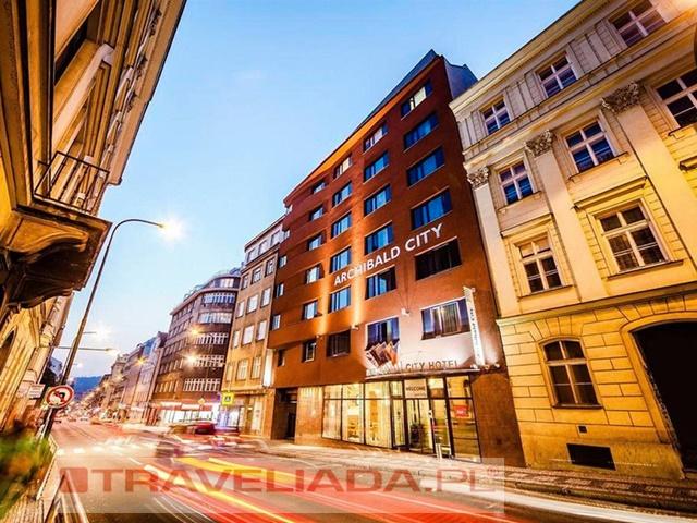 Archibald City Prague