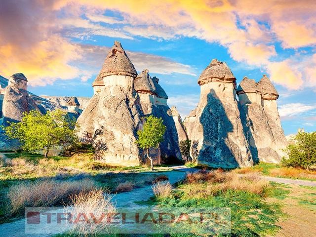 Magiczna gora Nemrut