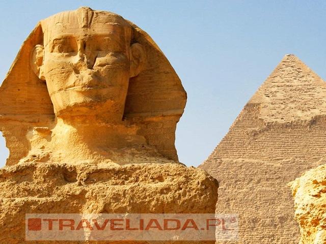 Sharm El Sheikh - Kair - Aleksandria - W cieniu Wielkiego Sfinksa